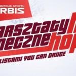 IRBIS - warsztaty taneczne - baner www